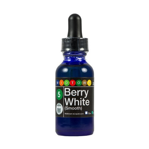 Midtown eLiquid - Berry White - 30ml - Wholesale on the Top Vape and eJuices - eJuices.co