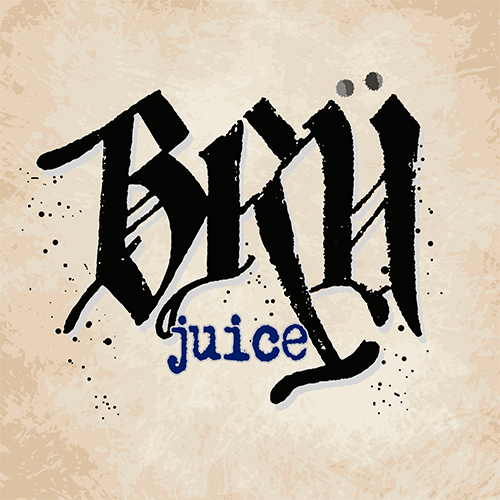 Bru Juice - Sample Pack - 60ml / 3mg