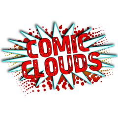 Comic Clouds E-Juice - Wholesale on the Top eJuices and Vape Hardware - eJuices.co