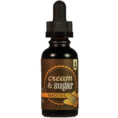 Cream & Sugar E-Liquid - Wholesale on the Top eJuices and Vape Hardware - eJuices.co