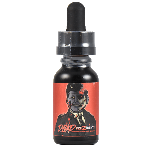 Dead Prezidents eJuice - JFK - 15ml - Wholesale on the Top Vape Products and eJuices - eJuices.co