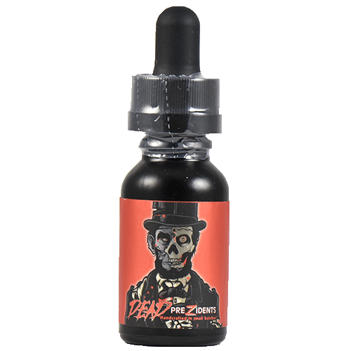 Dead Prezidents eJuice - Lincoln - 15ml - Wholesale on the Top Vape Products and eJuices - eJuices.co