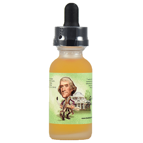 Founding Fathers Liquid - Sage of Monticello - 120ml - 120ml / 9mg