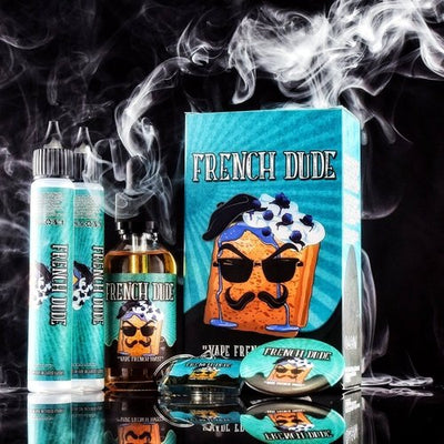 Vape BreakFast Classics - French Dude - 60ml - Wholesale on the Top Vape and eJuices - eJuices.co - 2