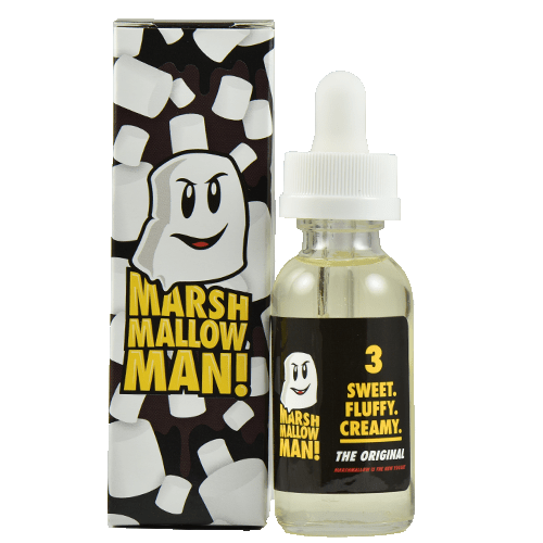 Marshmallow Man eJuice - The Original - 30ml - Wholesale on the Top Vape Products and eJuices - eJuices.co