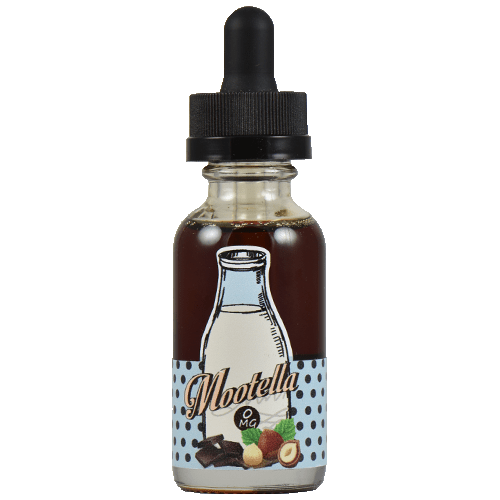 Mootella E-Liquid - 30ml - 30ml / 0mg