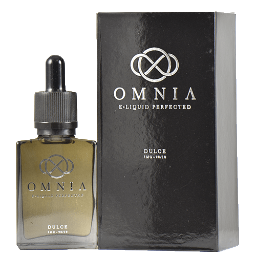 Omnia E-Liquid - Dulce - 30ml - Wholesale on the Top Vape Products and eJuices - eJuices.co