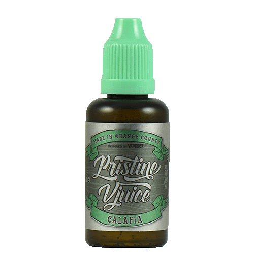 Pristine vJuice - Calafia - 30ml - Wholesale on the Top Vape Products and eJuices - eJuices.co