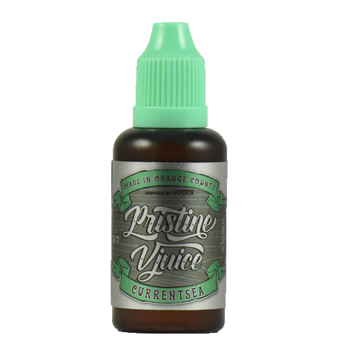 Pristine vJuice - CurrentSea - 30ml - Wholesale on the Top Vape Products and eJuices - eJuices.co