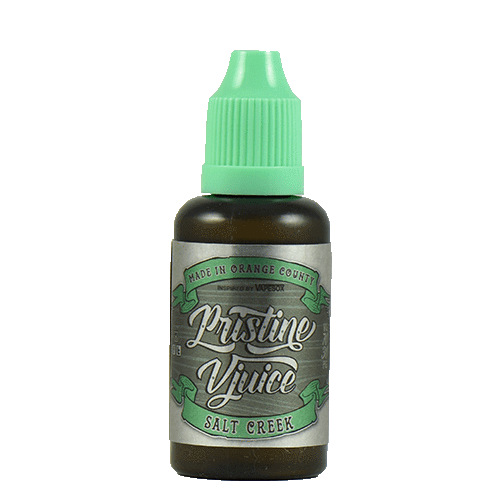 Pristine vJuice - Salt Creek - 30ml - Wholesale on the Top Vape Products and eJuices - eJuices.co