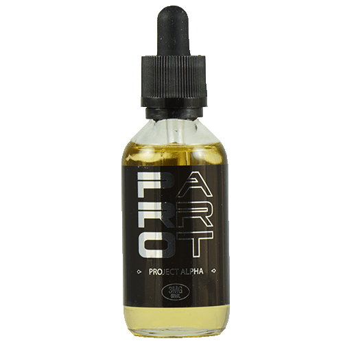 ProArt Vapors - Project Alpha - 60ml - 60ml / 3mg