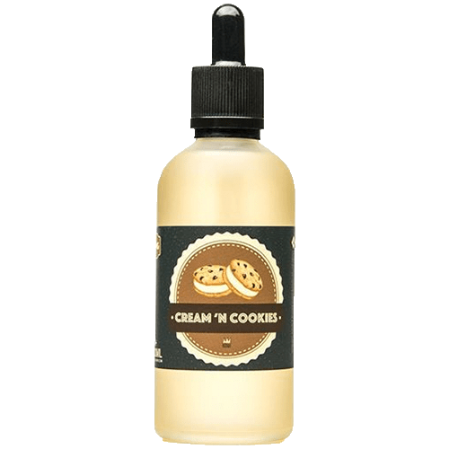 Royale Vapery - Cream N Cookies - 100ml - Wholesale on the Top Vape and eJuices - eJuices.co