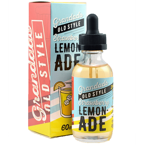 The Simple Vapor Company - Grandad's Old Style Strawberry Lemonade - 60ml - Wholesale on the Top Vape Products and eJuices - eJuices.co