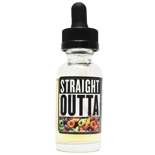 Straight Outta Cereal E-Liquid - 60ml - Wholesale on the Top Vape and eJuices - eJuices.co