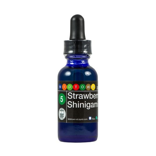 Midtown eLiquid - Strawberry Shinigami - 30ml - Wholesale on the Top Vape Products and eJuices - eJuices.co