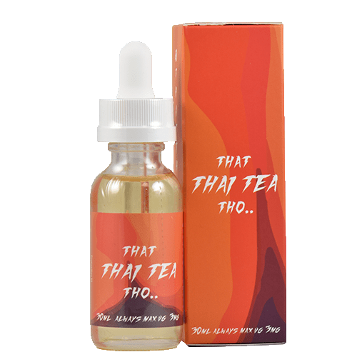 That Thai Tea Tho - 30ml - Wholesale on the Top Vape Products and eJuices - eJuices.co