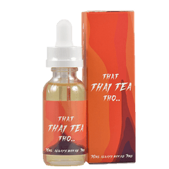 That Thai Tea Tho - Wholesale on the Top eJuices and Vape Hardware - eJuices.co