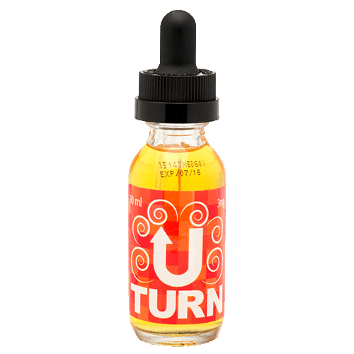 UTURN E-Juice - Strawberry - 30ml - Wholesale on the Top Vape and eJuices - eJuices.co