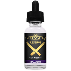 Von Vape Reserve - Wholesale on the Top eJuices and Vape Hardware - eJuices.co