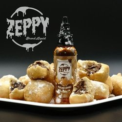 Vape Zeppy Brand Liquid - Hazelnut Zeppoli - 60ml - Wholesale on the Top Vape and eJuices - eJuices.co