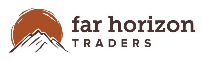Far Horizon Traders horizontal logo