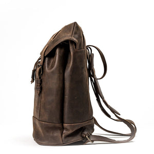 Cow Hide Bag: Ascent Rucksack Far Horizon Traders