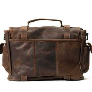 Cow Hide Bag: Safari Far Horizon Traders
