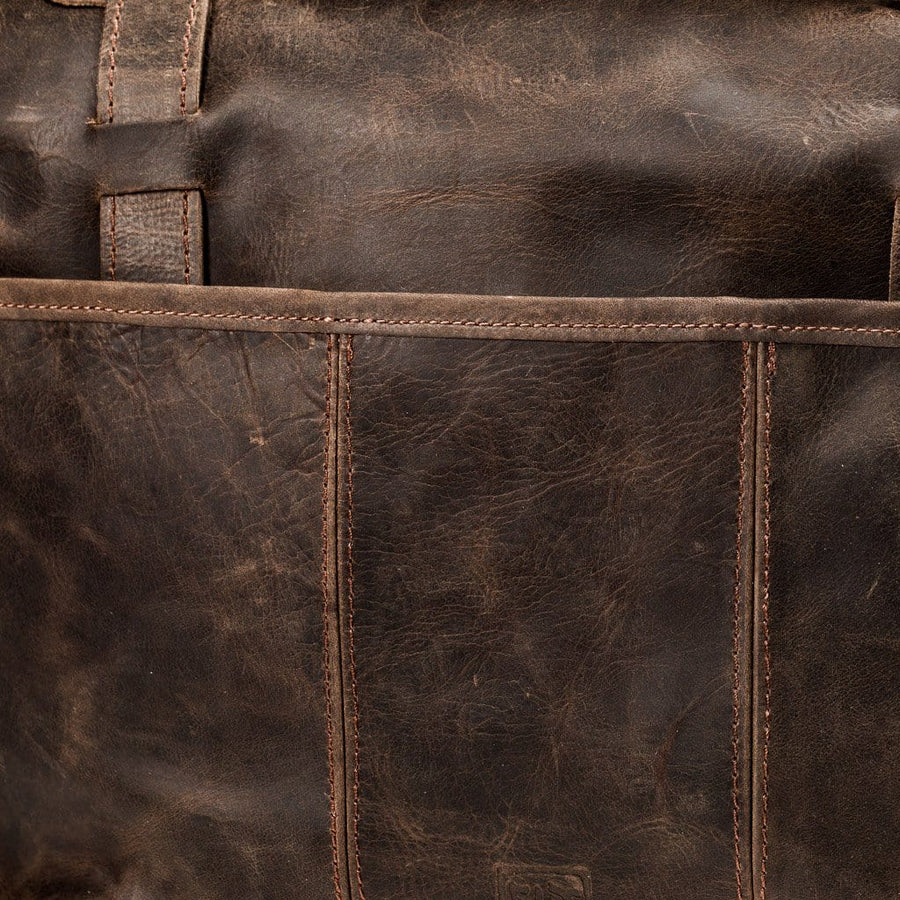 Cow Hide Bag: Sahara Far Horizon Traders