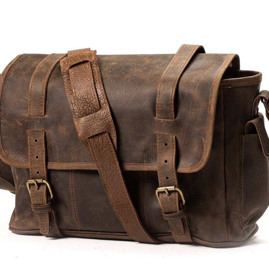 Cow Hide Bag: Serengeti Far Horizon Traders