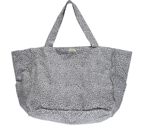 MARMAR WEEKEND BAG - GREY LEO