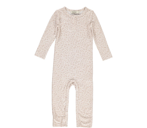 MARMAR LEO SUIT - BARELY ROSE LEO