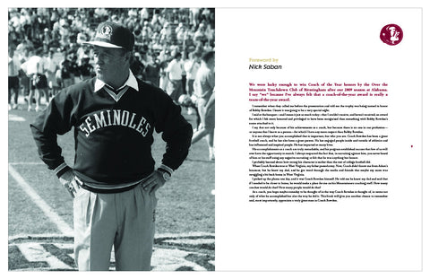 Florida State University<br>Bowden: The Official Retrospective