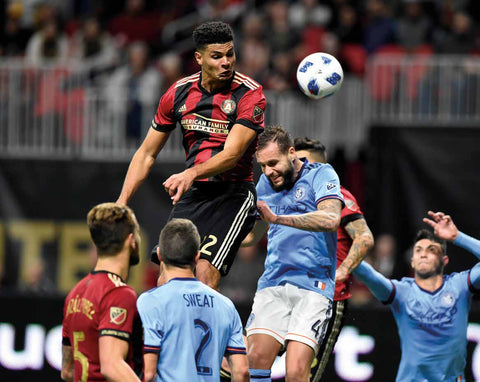 Atlanta United FC<br><i>UNITED WE STAND!<br>Celebrating Atlanta's Incredible Championship Season</i>