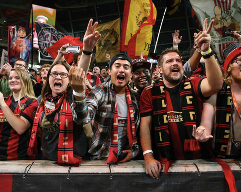 Atlanta United FC<br>UNITED WE STAND!
