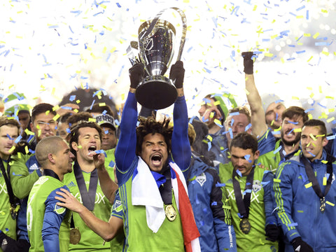 Seattle Sounders <br><i>Our Moment:<br>The Official MLS Cup Championship Commemorative</i>