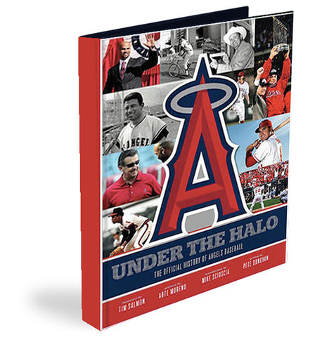 Los Angeles Angels <br>Under the Halo: The Official History of Angels Baseball