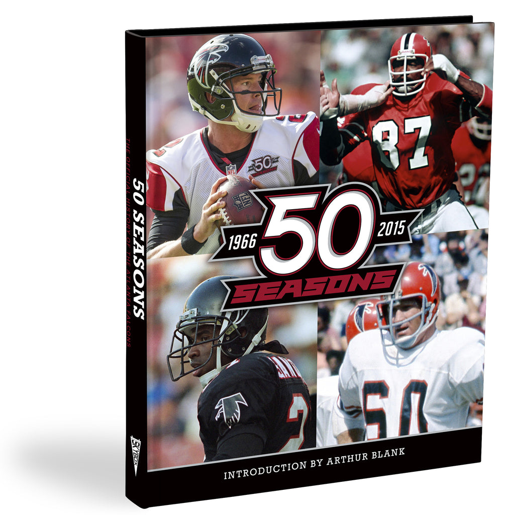 Atlanta Falcons <br>The Official 50th Anniversary Commemorative
