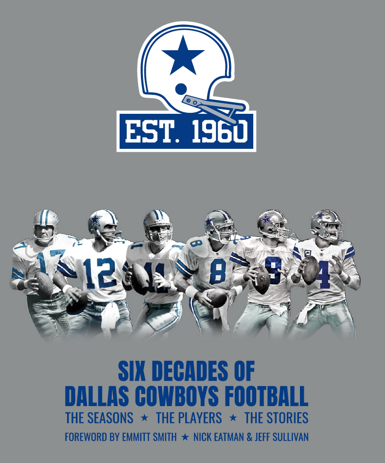Dallas Cowboys<br>The Official 60th Anniversary Commemorative Book