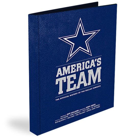 Dallas Cowboys <br>America's Team: The Official History of the Dallas Cowboys