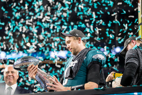Philadelphia Eagles <br><i>Fly Eagles Fly!<br>The Official Super Bowl Commemorative Book</i>