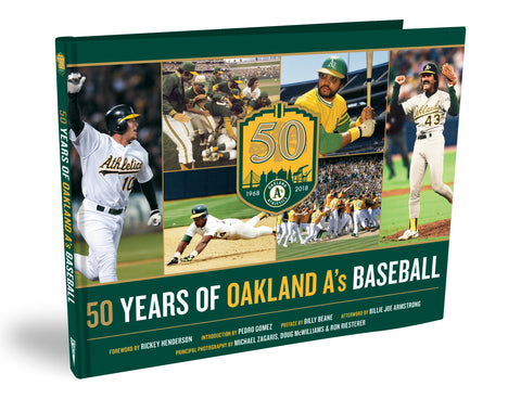 Oakland A's <br><i>50 Years of Oakland A's Baseball</i>