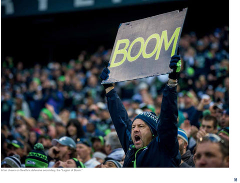 Seattle Seahawks: <br>We Are 12