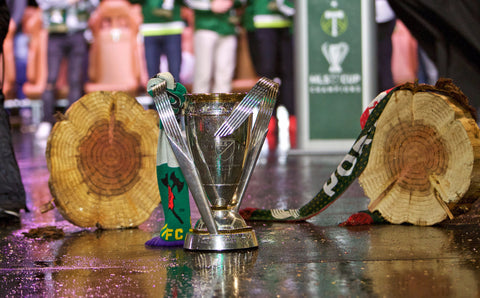 Portland Timbers <br><i>History Made:<br>A Photographic Celebration of the 2015 Championship MLS Season</i>