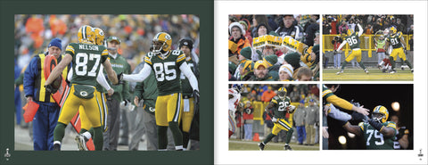 Green Bay Packers <br>ONE: The Official 2010 Season & Super Bowl XLV Commemorative