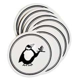 Penguin Coasters