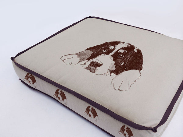 Custom Dog Pillow Bed