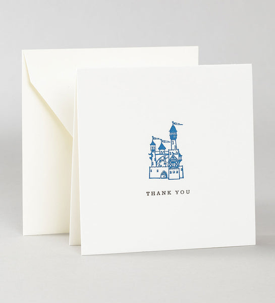 Thank You Notes - Castle