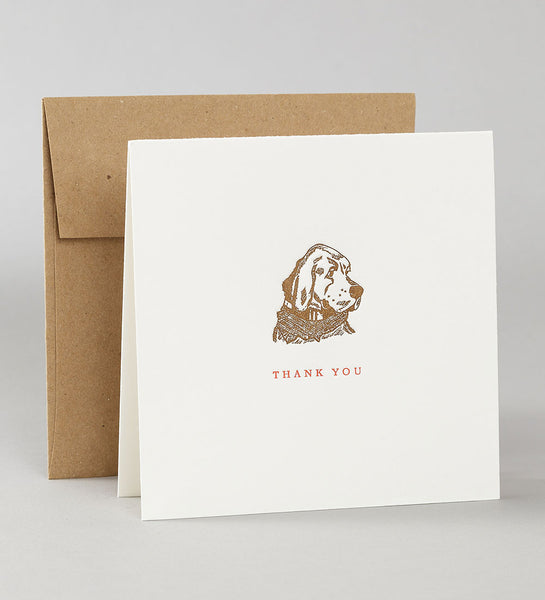 Thank You Notes - Retriever