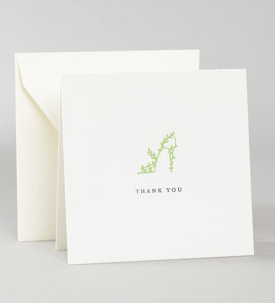 Thank You Notes - High Heel