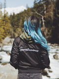 Spontaneous Bomber Jacket